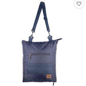 ONLY 2 LEFT! - UGG Travel Blanket - Navy Blue
